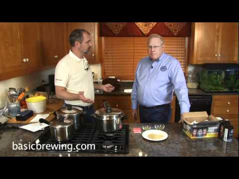 Basic Brewing Video - Doctoring Mr. Beer - January 7, 2012