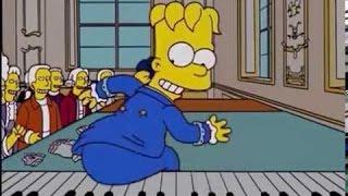 Mozart Y Salieri Parte 1 3 Los Simpson