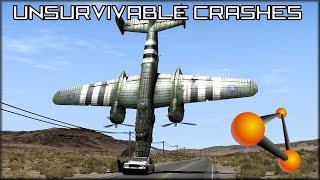 BeamNG Drive Unsurvivable Crashes #1