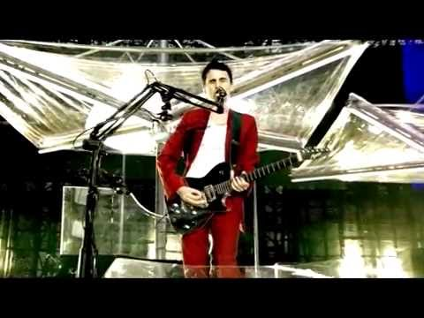 Muse - Butterfiles And Hurricanes Live