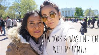 AU PAIR VLOG 23.  New York trip with my mom & family