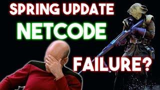 Battlefield 1 Spring Update Netcode FAILURE?