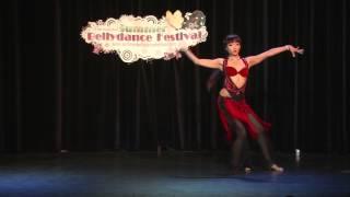 Gina Chen - Summer Bellydance Festival 2013 (Closing Gala)