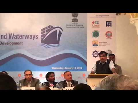 Coastal Shipping and Inland waterways 2016 - part I