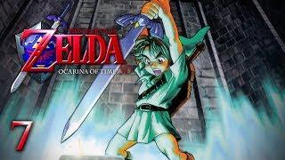 HERO OF TIME - Let's Play - The Legend of Zelda: Ocarina of Time 3D - 7 - Walkthrough