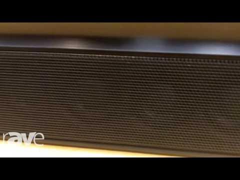 CEDIA 2016: Yamaha Highlights Line of Soundbars MusicCast Capabilities