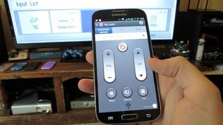 How To Control your TV with the Samsung Galaxy S4