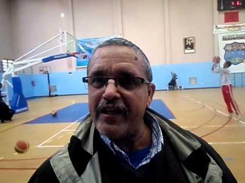 هذا ماقاله طبيب الأمل الصويري لكرة السلة قبل بداية مقابلة اليوم ضد الفتح