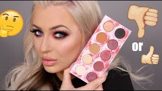 LAURA LEE LOS ANGELES CAT'S PAJAMAS PALETTE FIRST IMPRESSIONS | BABSBEAUTY
