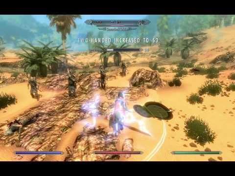 Madara vs Skyrim Alliance