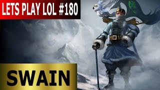 Swain Top Lane - Full Gameplay [Deutsch/German] Let's Play League of Legends #180