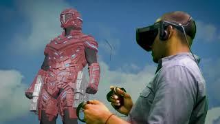 Oculus Mixed Reality Capture