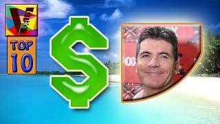 10 Expensive Things Owned By Millionaire Music Mogul Simon Cowell