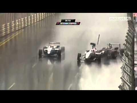 Formula Crash 2011 Formula 3 Macau 2011