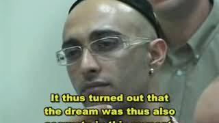 Meaning Of Dreams by Rabbi Zamir Cohen