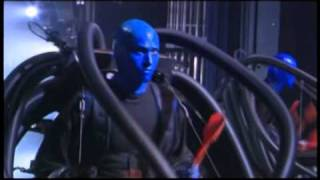 Blue Man group  Baba O'Riley