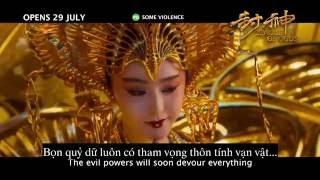 [Vietsub] Phong Thần Bảng Truyền Kỳ - Trailer #2