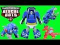 Transformers Rescue Bots Valor The Lion- Bot Adventure with Chase, Heatwave & Boulder!