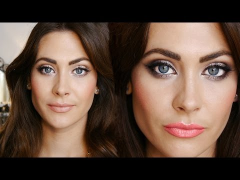 Look del dia a la noche en 5 minutos | Day to night Makeup Look in 5 min.