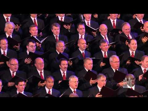 I Was Glad When They Said Unto Me - Mormon Tabernacle Choir