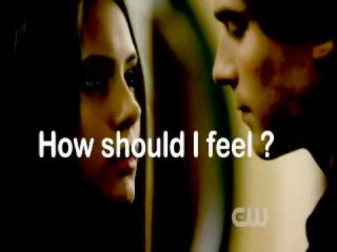 "Damon & Elena ""MONSTER, HOW SHOULD I FEEL ?"""