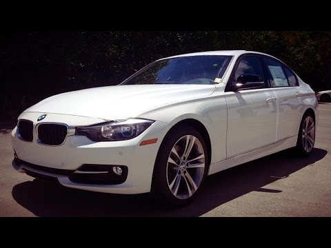 2015 BMW 328i Sport Line Start Up, Exhaust, Full Review