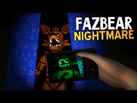 Скачать игру fazbear nightmare торрент