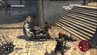 Assassin's Creed_ Revelations - Combo kill streak of at least 5 kills - Help