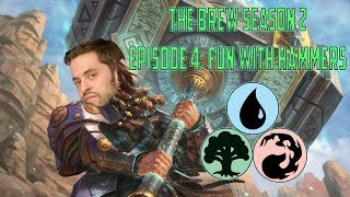 HAMMER TIME! Fun With Colossus Hammer! [The Brew Season 2 Episode 4]