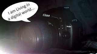 Introduction to the Nikon D40, Video 2 of 12 (SD Card and Battery)
