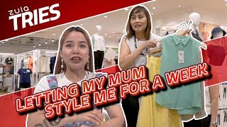 Zula Tries: Letting My Mum Style Me For A Week | EP 21