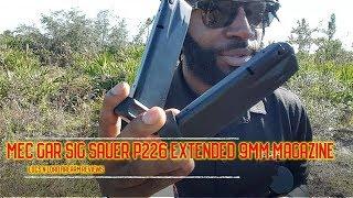 MEC GAR EXTENDED MAG FOR TAURUS PT 111