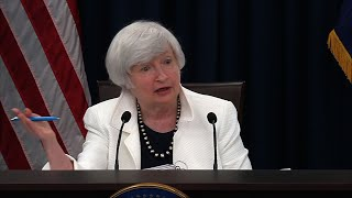Yellen: Fed To Modestly Reduce Bond Holdings