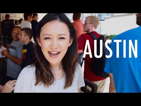 Travel with Nat: Austin