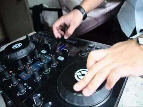 Scratch on Traktor Kontrol S2 - DJ Aim ( James Temperante)