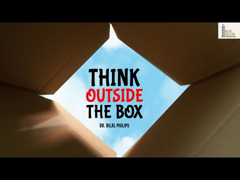 thinking outside the box As we said, thinking outside the box - thinking laterally - means we can approach difficulties in different ways say you're trying to bake bread and you're following a recipe, but for some reason it's just not going right.