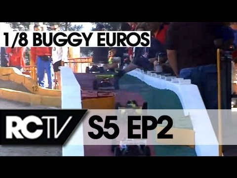 RC Racing S5 Episode 2 - 1/8th Buggy Euros