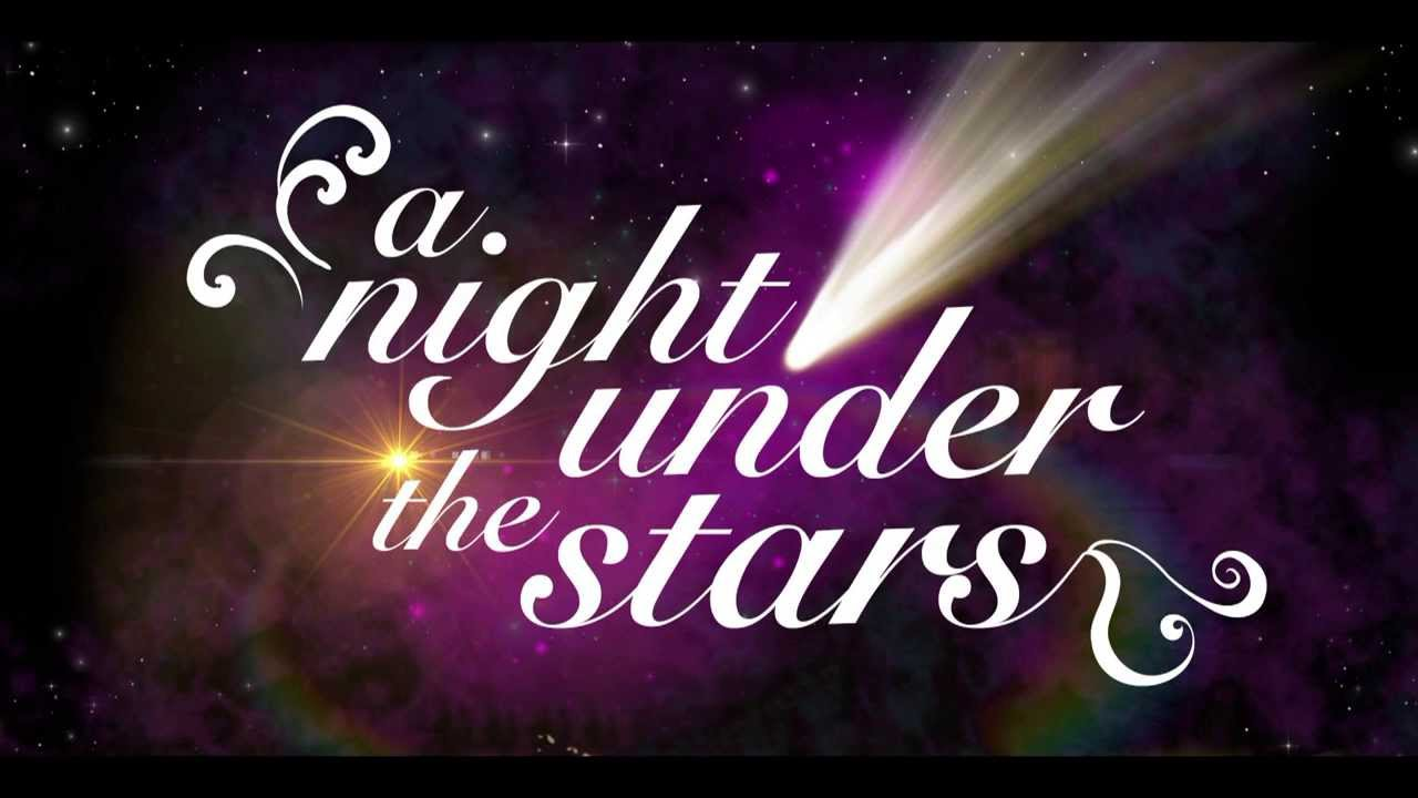 A NIGHT UNDER THE STARS 2013: PROM INTRO - YouTube