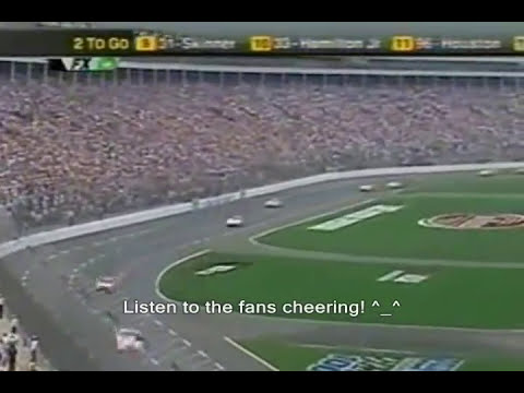 Proof NASCAR on FOX sucks: How they did the 2001 Winston Open