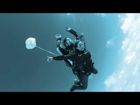 Salto Tandem en Skydive Andes