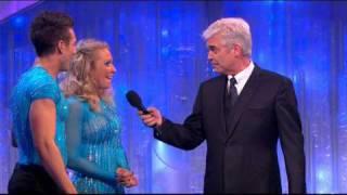 Dancing On Ice laura hamilton Week 10 Semi Finals 2011