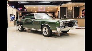 1972 Monte Carlo For Sale