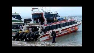 TRIP TO NUSA LEMBONGAN 2016 - Travel Video - Rocky Fast Cruise