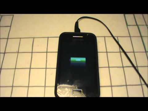 Calibrar Batería en Galaxy Ace (Español)