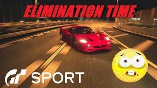 GT Sport Elimination Time - Live Open Lobbies