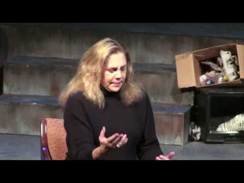 Kathleen Turner Q&A with Students