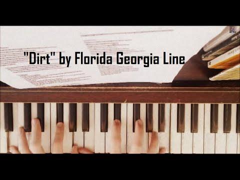 Florida Georgia Line - Dirt (Piano Cover) With FREE SHEET MUSIC