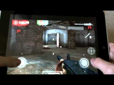 COD WAW Nazi Zombies ipad and iphone Der Riese