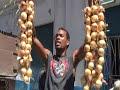 Día de Mercado en Cuba