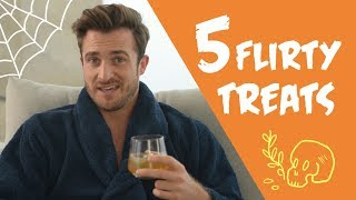 5 Flirty Treats That Will Melt Him (Matthew Hussey, Get The Guy)